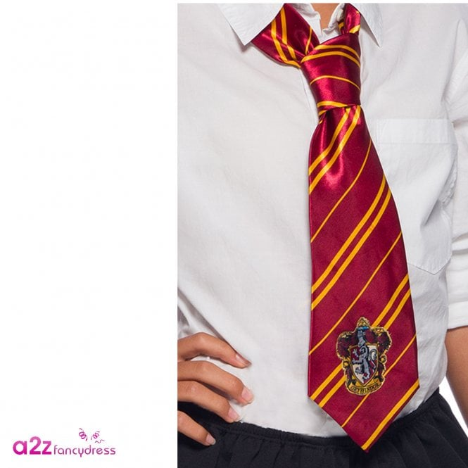 HARRY POTTER ~ New Gryffindor Tie - Accessory