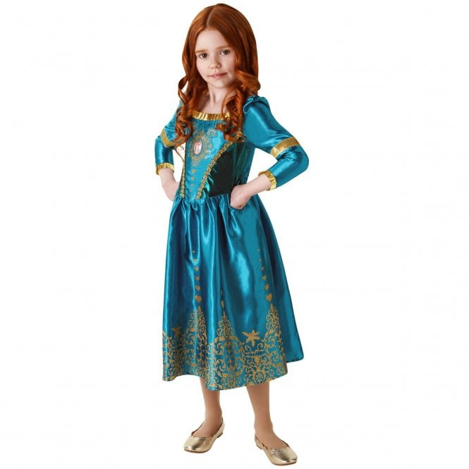 DISNEY PRINCESS Gem Princess Merida (New 2019) - Kids Costume