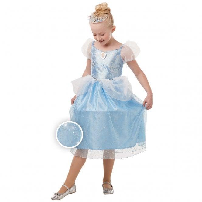 DISNEY PRINCESS ~ Cinderella (Glitter & Sparkle 2019) - Kids Costume