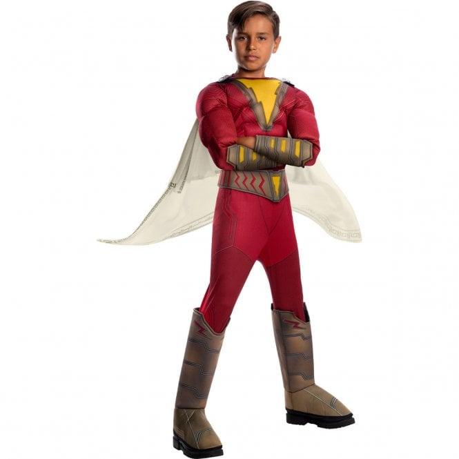 Deluxe Shazam! - Kids Costume