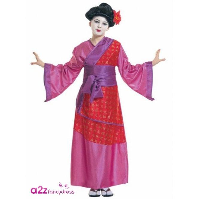 China Girl - Kids Costume