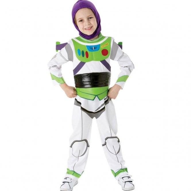 TOY STORY  (DISNEY PIXAR) Deluxe Buzz Lightyear - Kids Costume