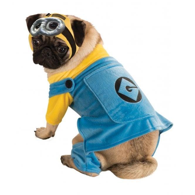 Minion Dog Costume - Pet Accessory