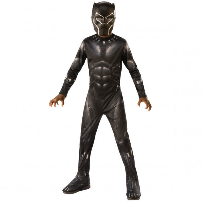 ~ Black Panther Classic - 2019 AVENGERS - Kids Costume