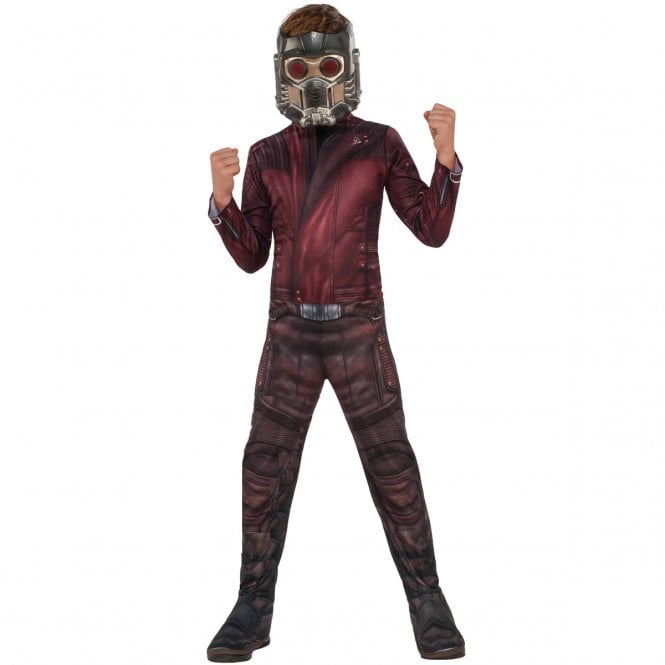 ~ Starlord Classic -  2019 AVENGERS ENDGAME - Kids Costume