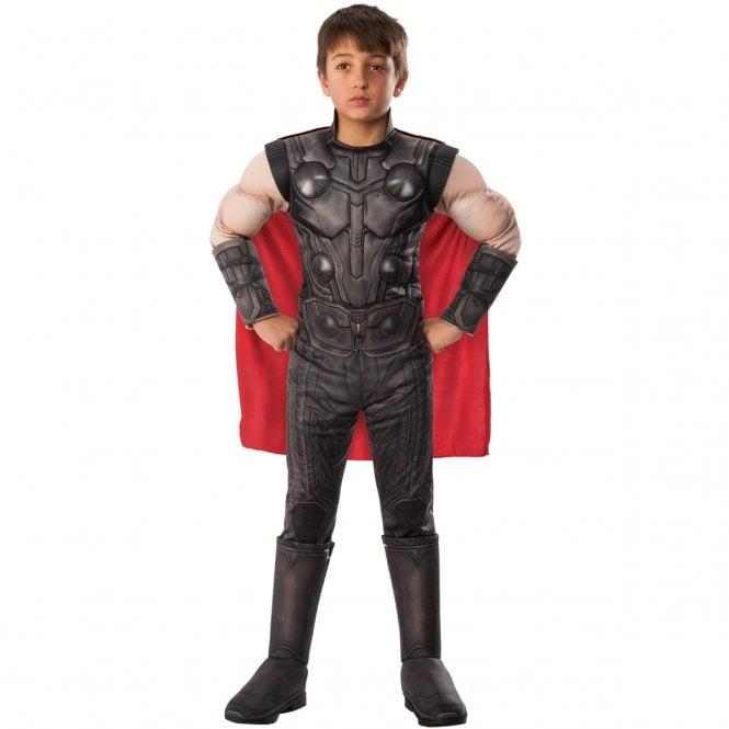 ~ Thor Deluxe - 2019 AVENGERS ENDGAME - Kids Costume