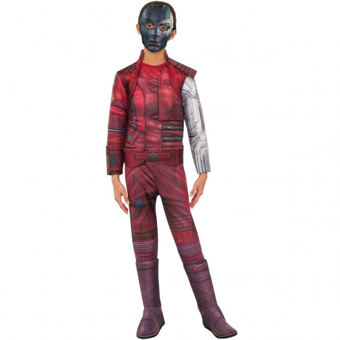 ~ Nebula - *NEW 2019 AVENGERS ENDGAME* - Kids Costume