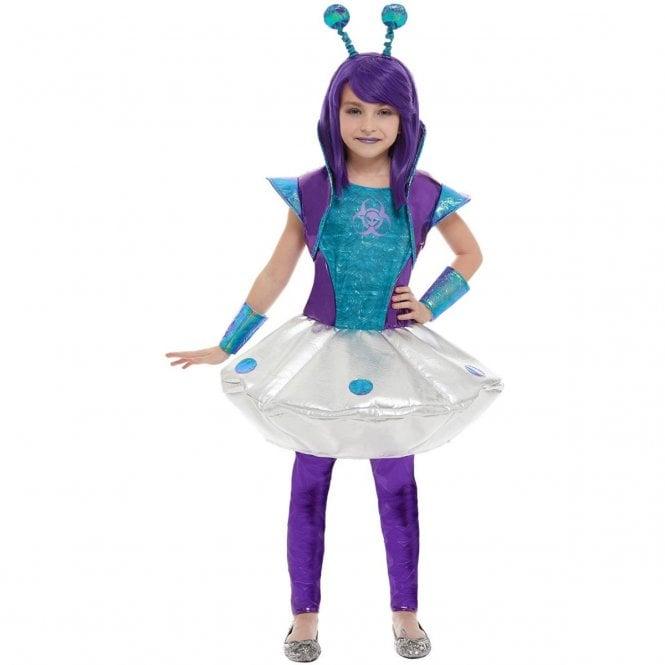 Alien Girl - Kids Costume