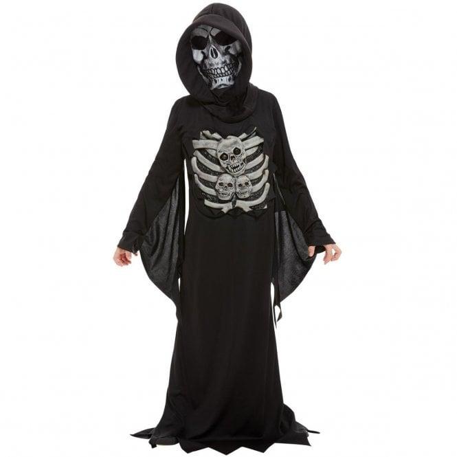 Skeleton Reaper - Kids Costume