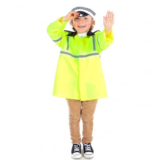 Traffic Police - Kids Costume