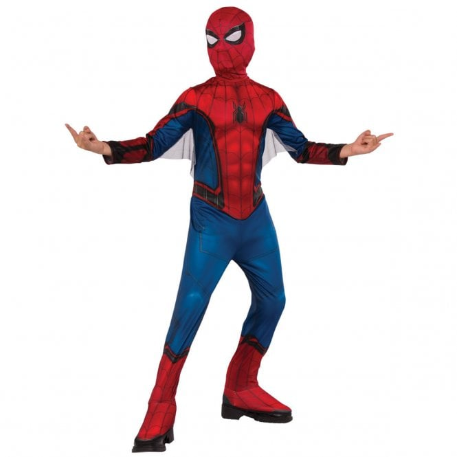 ~ Classic Spider-Man (Blue) - 2019 Far From Home - Kids Costume