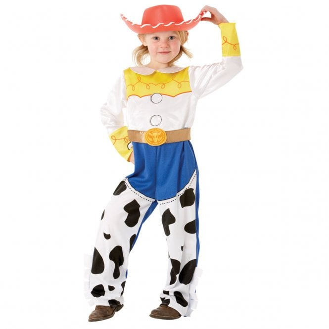 TOY STORY  (DISNEY PIXAR) ~ Jessie (Jumpsuit) - Kids Costume
