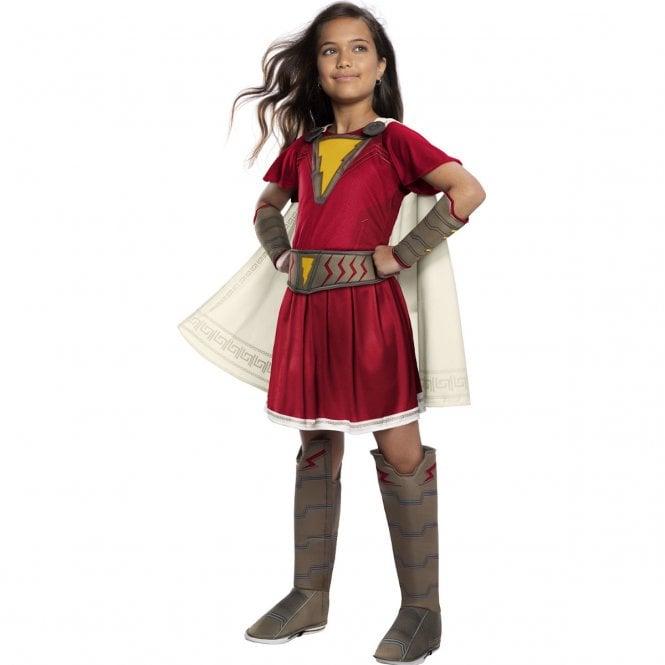 SHAZAM! ~ Shazam! Family - Mary Deluxe - NEW FOR 2019 - Kids Costume