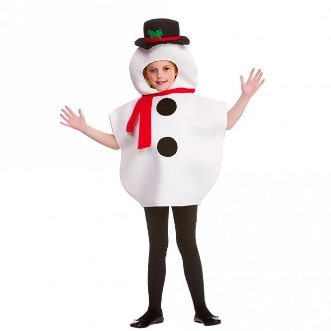 Snowman - Kids Costume
