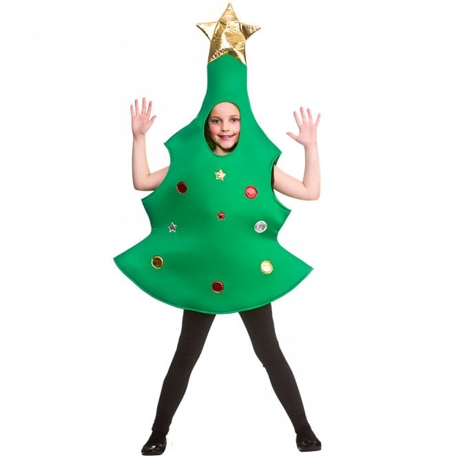 Christmas Tree - Kids Costume