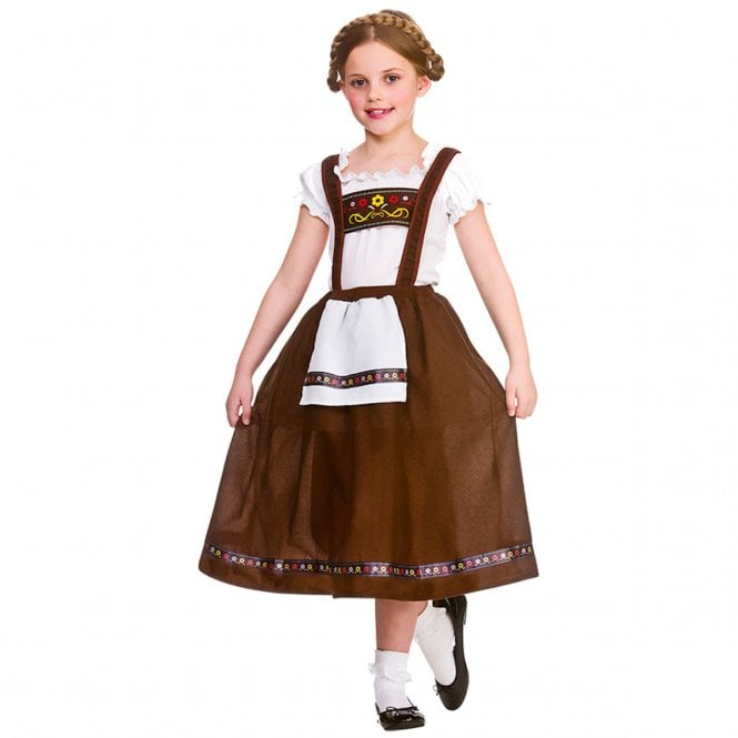 Bavarian Girl - Kids Costume