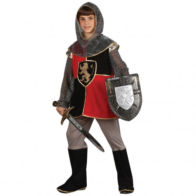 Deluxe Knight of the Realm - Kids Costume