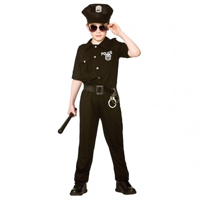New York Cop - Kids Costume