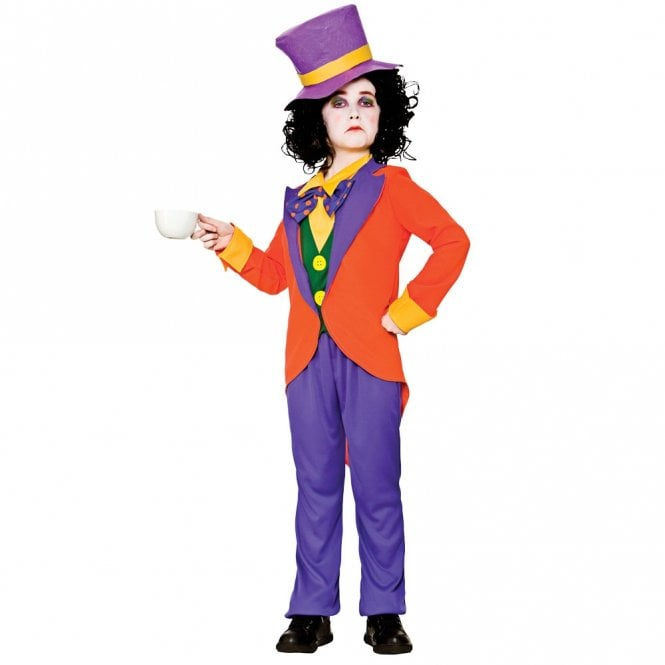 Mad Hatter - Kids Costume