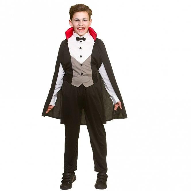 Boys Bloodthirsty Vampire - Kids Costume