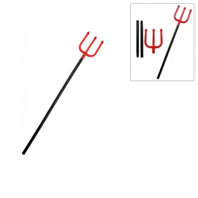 3 x Devil Forks - Halloween Accessory