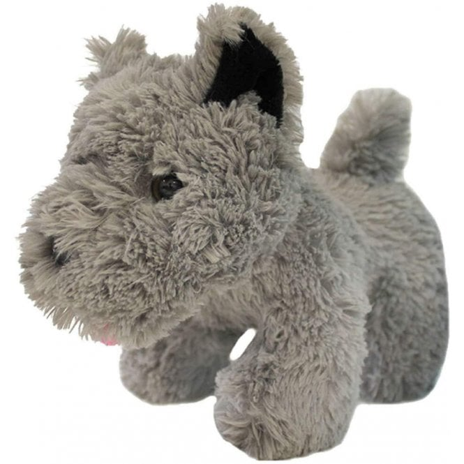 Plush Terrier Dog - Kids Accessory