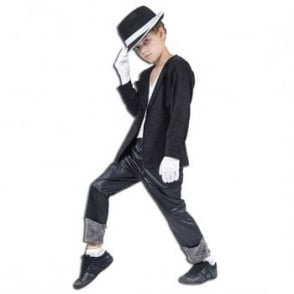 80's Superstar - Kids Costume, Deluxe Hat