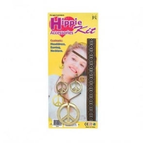 Hippie Accessories Kit - Adult Accessory