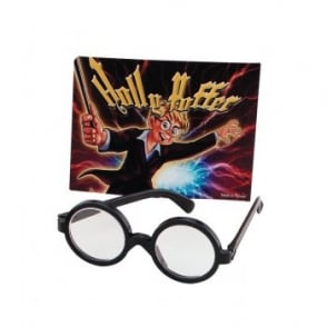 Wizard Boy Glasses - Accessory