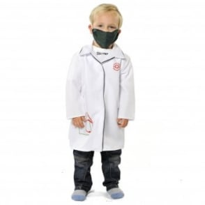 Doctor On Duty - Kids Costume