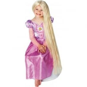 ~ Rapunzel Glow-in-the-Dark Wig - Kids Accessory