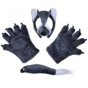 Wolf Dressing Up Set - Kids Accessory Set