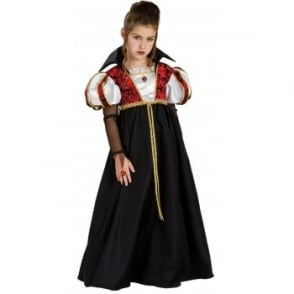Royal Vampira - Kids Costume