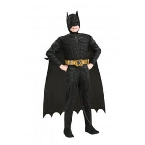 ~ The Dark Knight Rises Deluxe - Kids Costume