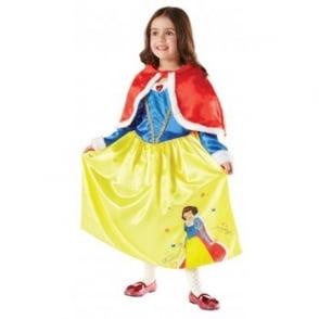 ~ Snow White Deluxe (Winter Wonderland) - Kids Costume