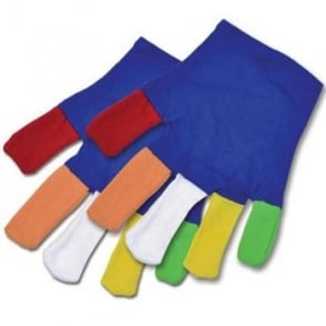 3 x Clown Gloves - Adult Accessory