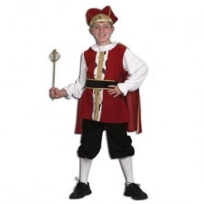 Medieval King - Kids Costume
