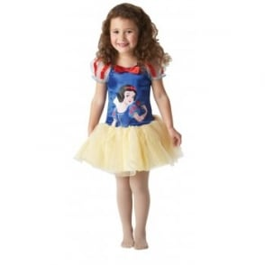 Snow White Ballerina - Kids Costume
