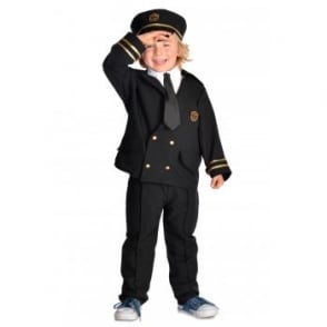 Airline Pilot - Kids Costume