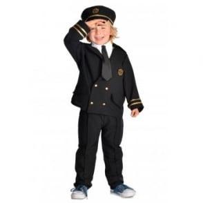 Airline Pilot - Kids Costume