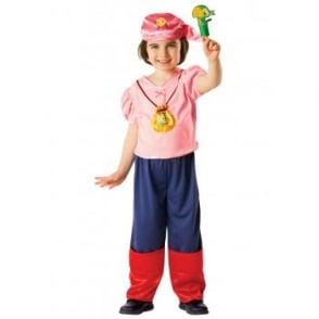 ~ Izzy The Pirate - Kids Costume