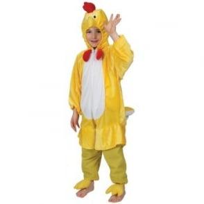 Yellow Chick - Kids Costume