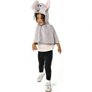 Elephant Cape - Kids Costume