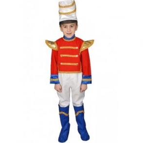 Deluxe Toy Soldier - Kids Costume