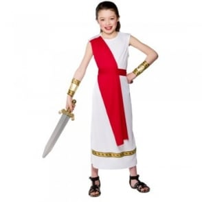 Roman Girl - Kids Costume