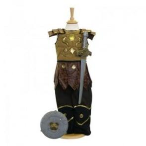 Roman Gladiator Deluxe - Kids Costume