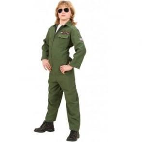 Fighter Jet Pilot - Kids Costume