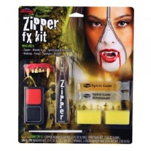 Vampire Deluxe Zipper FX Kit - Accessory