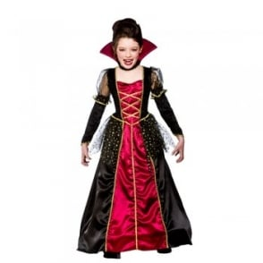 Princess Vampira - Kids Costume