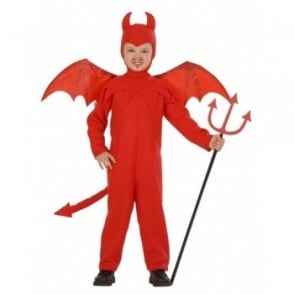 Red Devil - Kids Costume